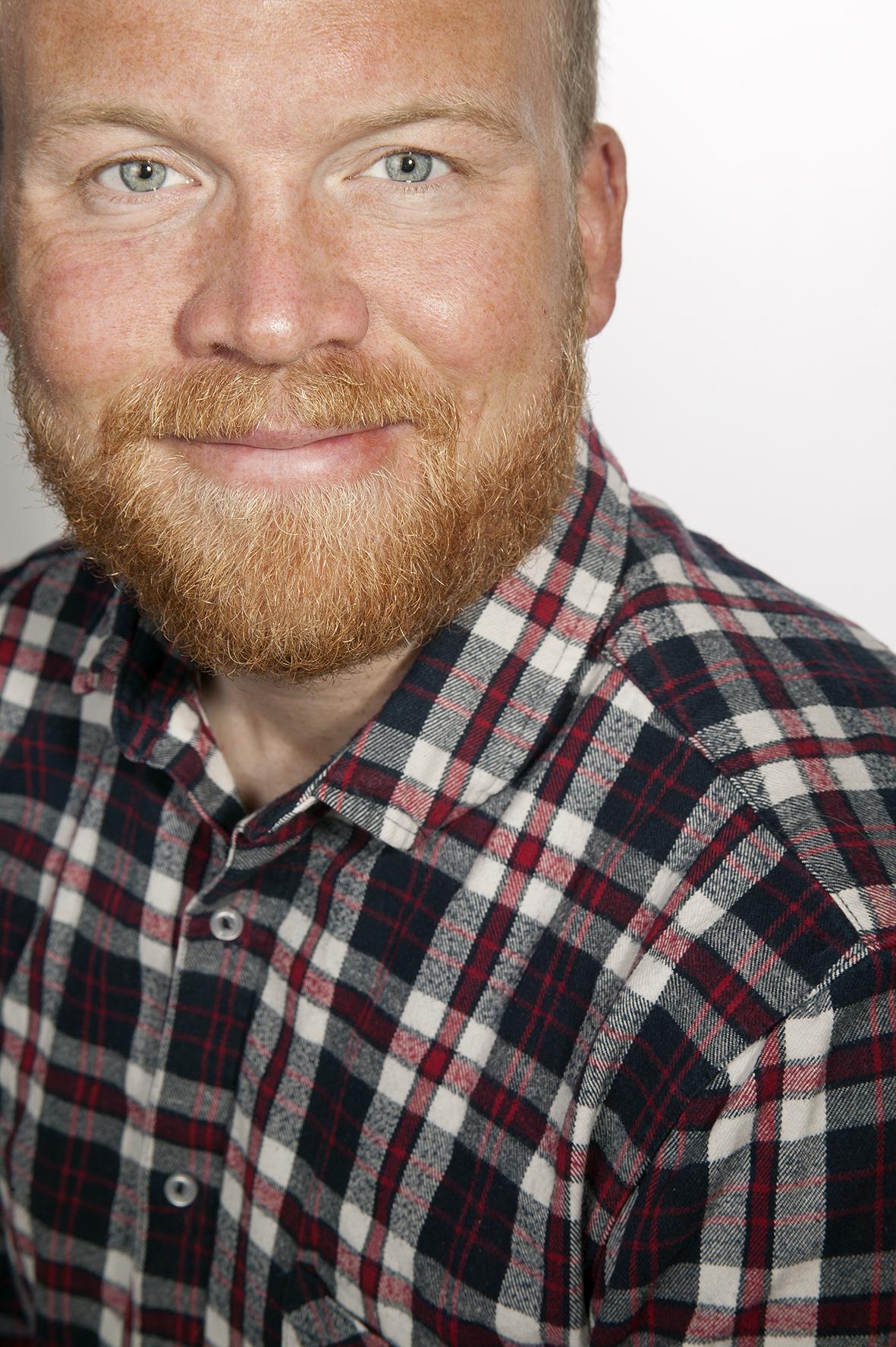 Erik Skontorp Hognes portrett